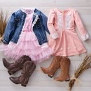 Country Glam: Girls' Apparel