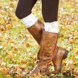 Hips to Toes: Warm Legwear