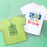 Birthday Bash Apparel & Gifts