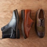 Stepping Style: G.H. Bass & Co. & IZOD