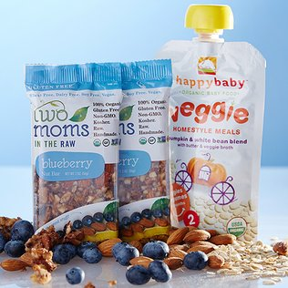Organic Noms: Snacks & Meals