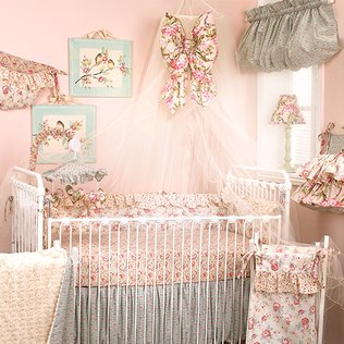 Welcome Baby: Textiles & Décor