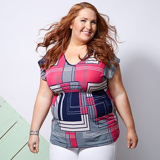 Fashion Refresh Plus-Size Separates