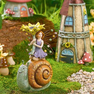 Fairy Wonderland: Garden Décor