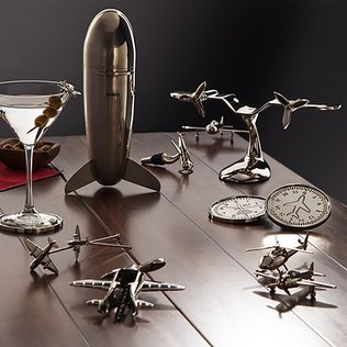 '50s Remix: Drinkware & Bar Tools