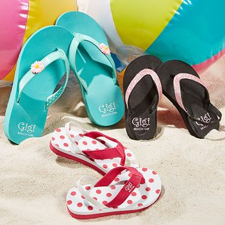 Gigi Beach Girl & Jaxx Shoes