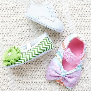 Welcome Baby: Infant Shoes