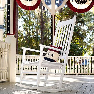 Patriotic Garden & Porch Décor