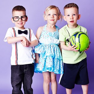 Brains, Beauty & Brawn: Kids' Apparel