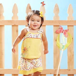 Warm Weather Comforts: Kids' Playwear