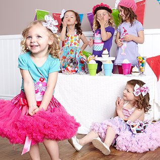 Young Fun: Sweet & Girly Apparel