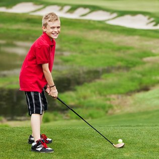 Summer Camp: Golf Apparel & Gear