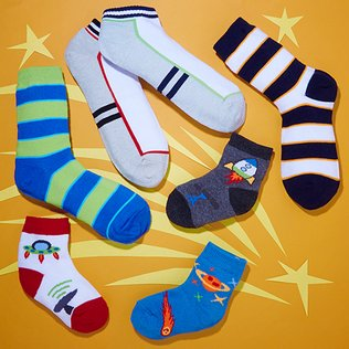 Socks Shop: Kids' Styles