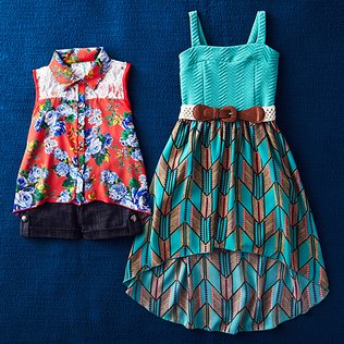 Little Miss Trendy: Girls' Apparel