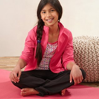 Play It Cool: Tween Activewear