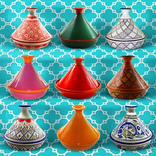 Moroccan Mystique: Kitchen Essentials