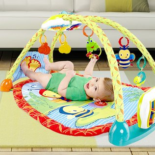 Baby's Best Sellers: Playmats & Gyms