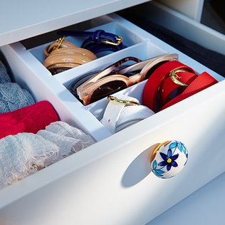 Drawer Dress-Up: Storage & Accents