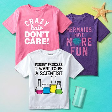 Best of Graphic Tees | Kids