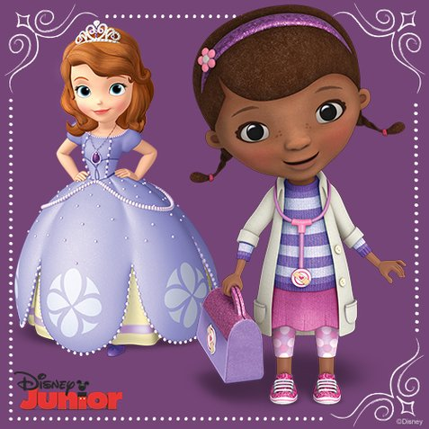 Disney Junior | Girls