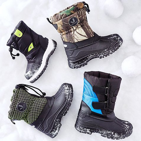 Snow Day | Kids' Footwear