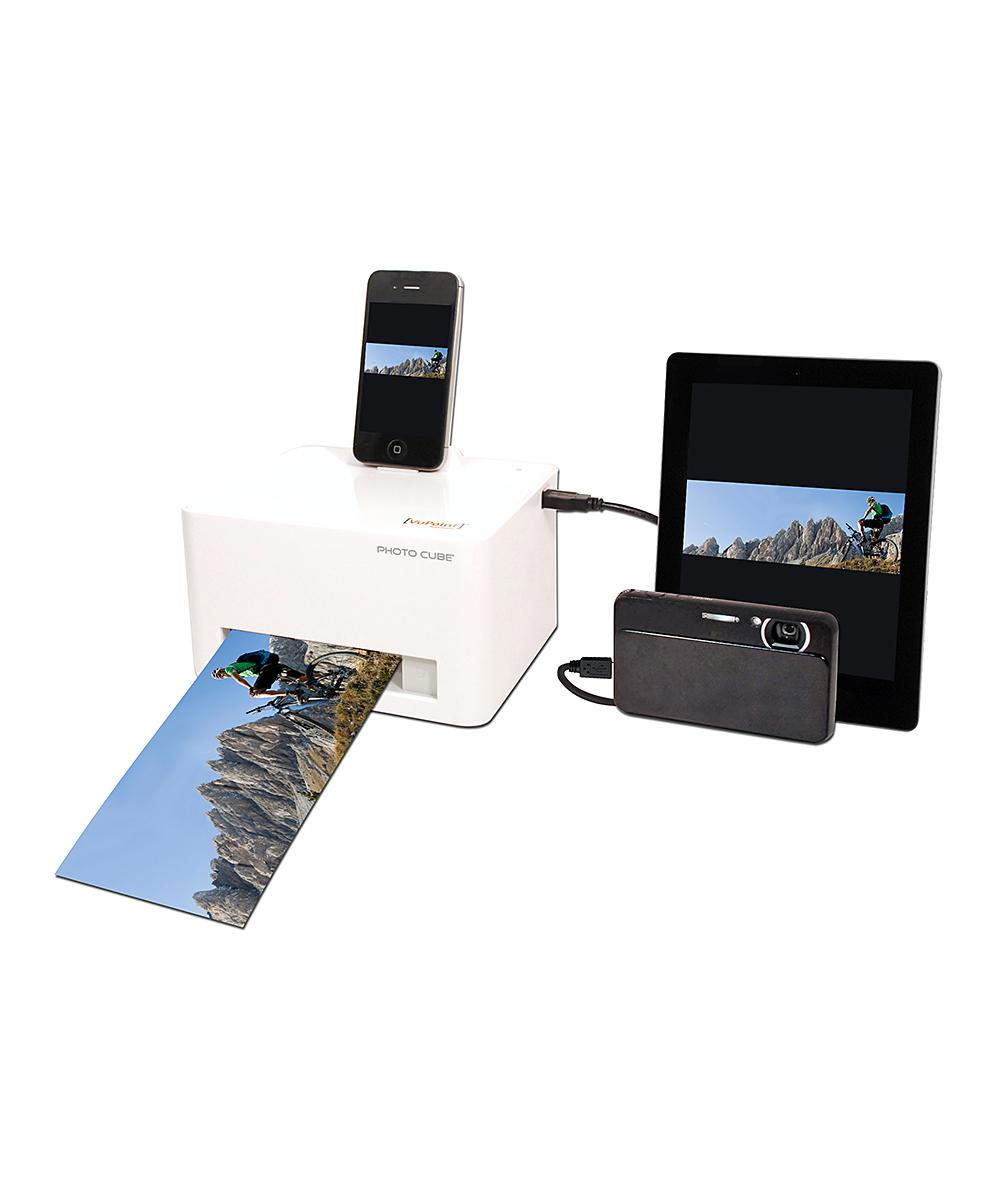 Photo Cube Compact Photo Printer Cube Compact Photo Printer