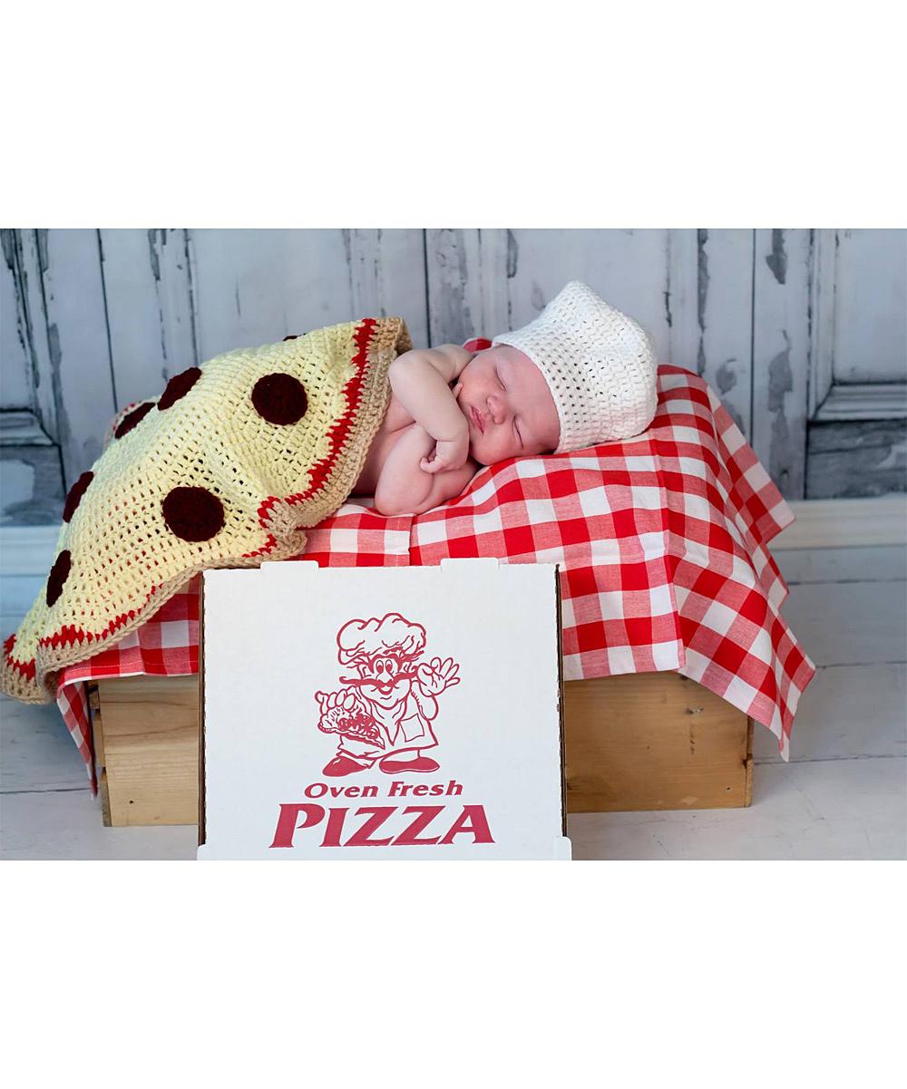 Pizza Chef Hat Chef Hat Pepperoni Pizza