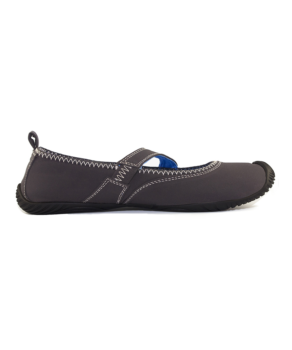 black light gray flit minimalist shoe