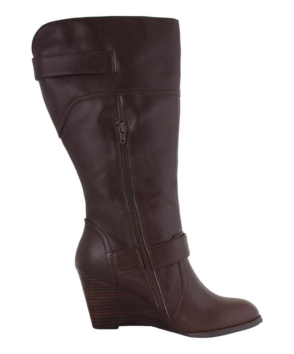san jacinto boot company brown monument wide calf leather