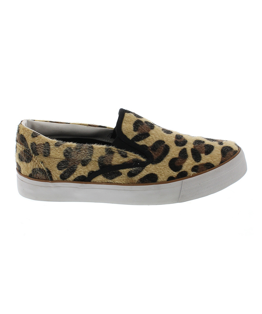 liliana footwear leopard armin slip on shoe zulily