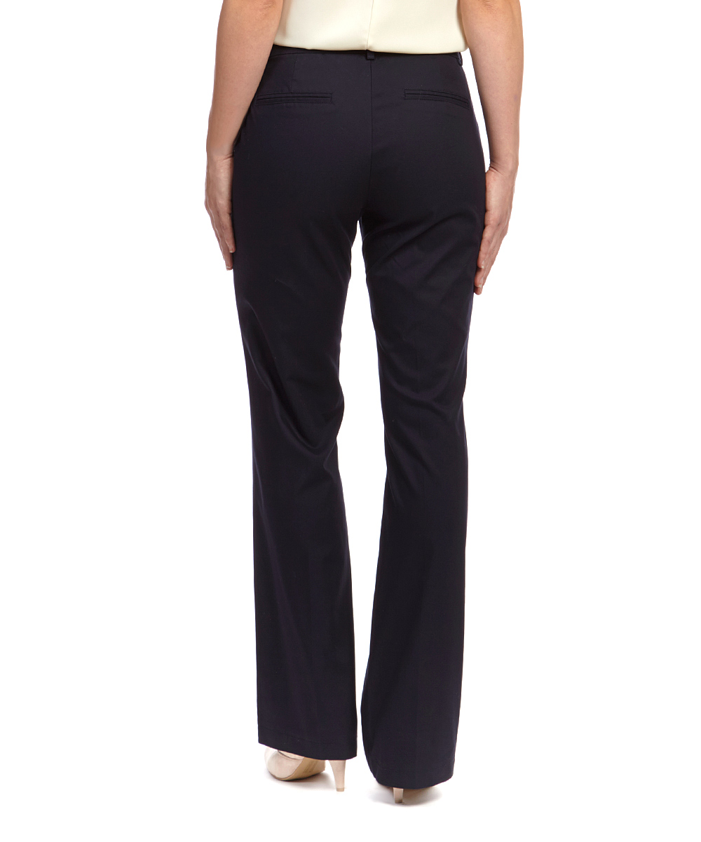 Excellent Adult Navy Blue Disco 80s Women Pants Product Code Rm3174navyblue Navy