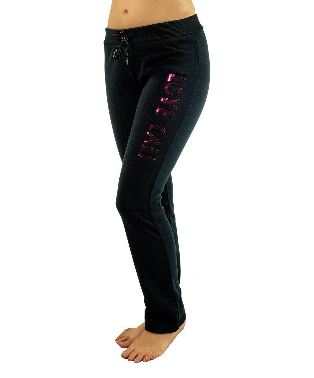 Excellent Bella 0818 Womens Vintage Jersey Lounge Pant  Black 2XL