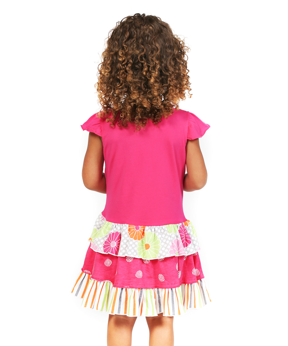hot pink baby dress - photo #21
