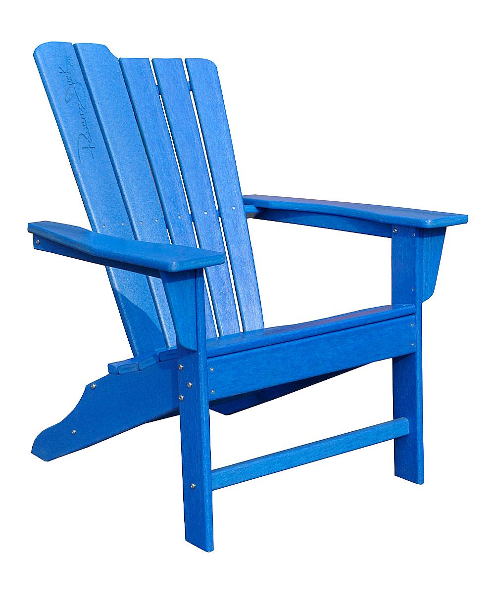panama jack blue adirondack chair zulily