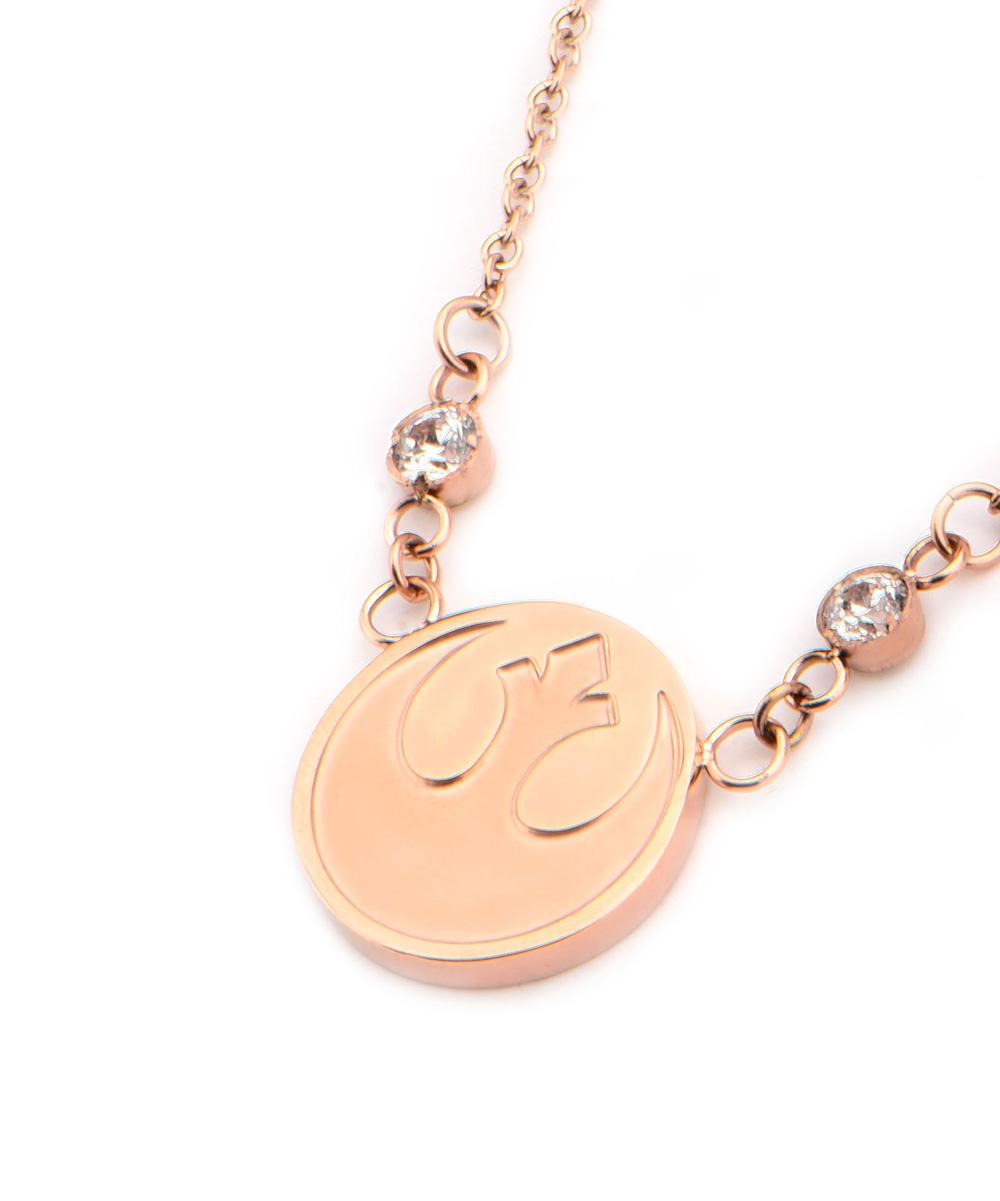 wars rebel alliance symbol pendant necklace zulily