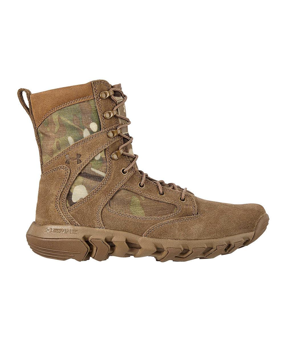 armour 174 coyote brown alegent tactical hiking boot