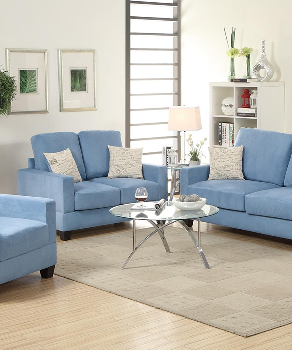 Hollywood D Cor Three Piece Breeze Living Room Set Zulily