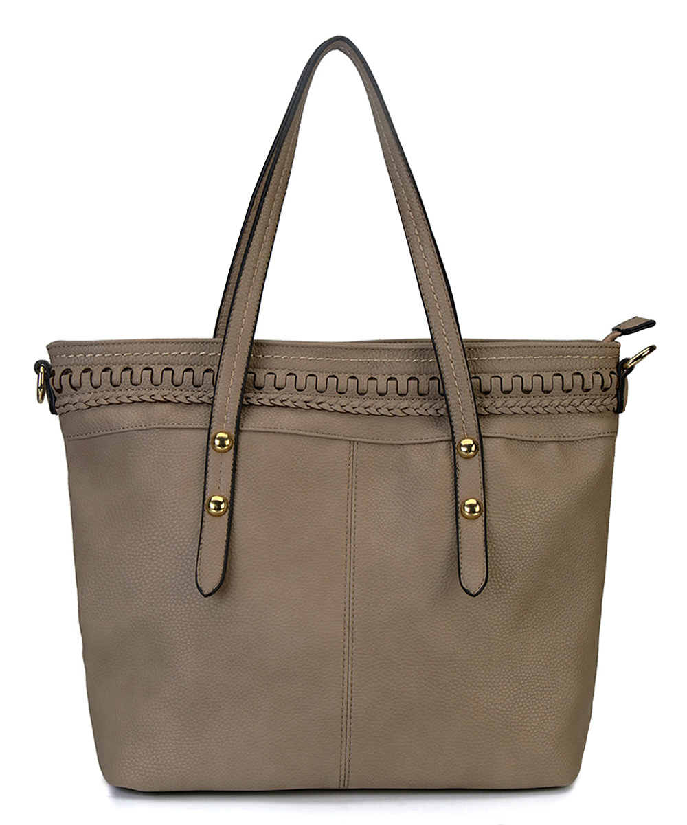 Beige Shoulder Bag 118