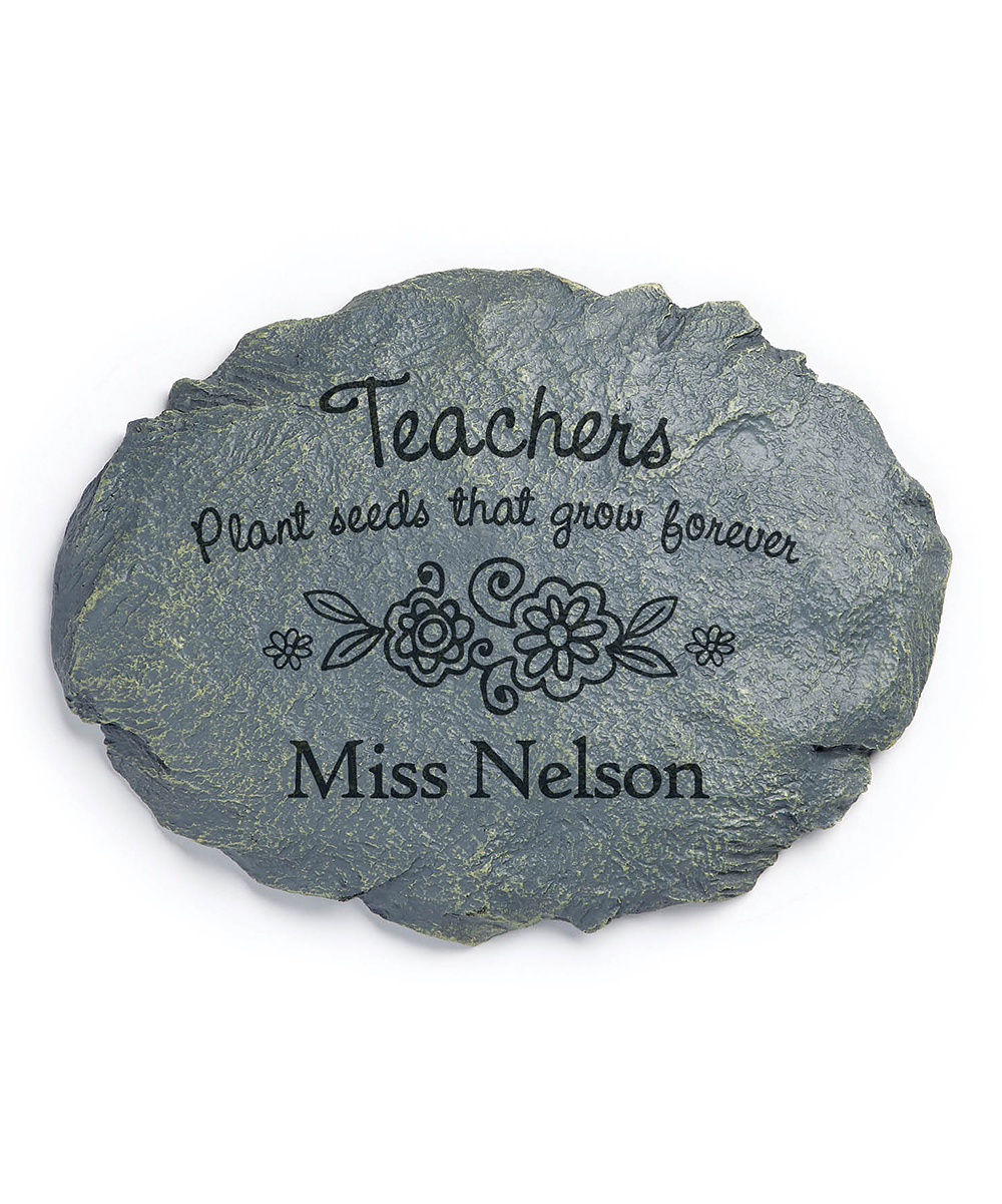 personalized planet teachers plant seeds flowers