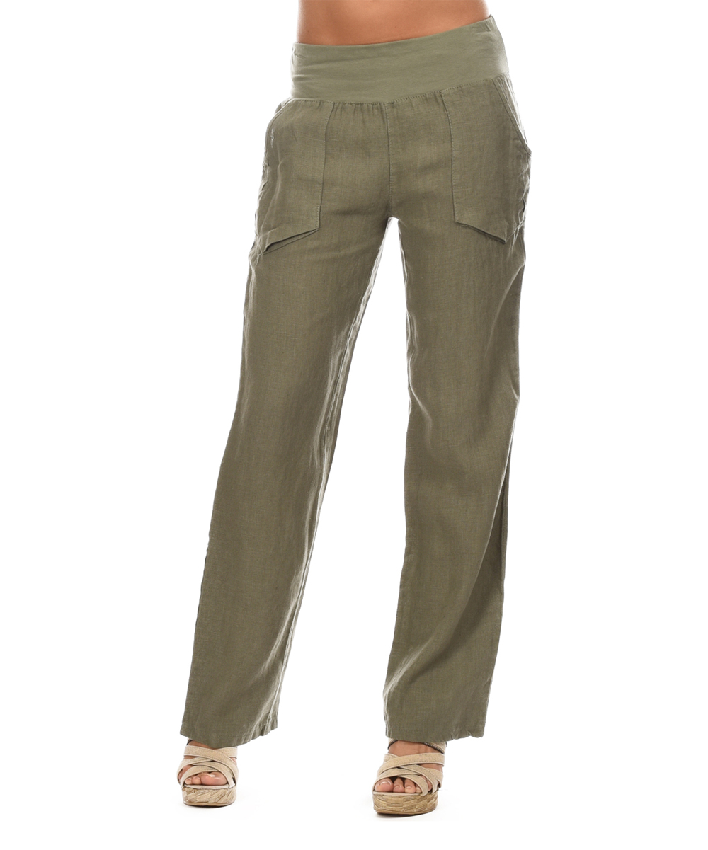 Wonderful Find This Pin And More On Wardrobe &amp Image Live In Island Company  Easily Dress Up Our Linen Pants For Women To Take You From Sunrise Beach Strolls To Sunset Dining White Or Khaki Linen Pants Go On Easy Over A Bathing Suit You