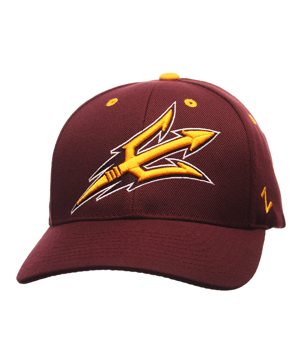 zephyr arizona state sun devils competitor baseball cap