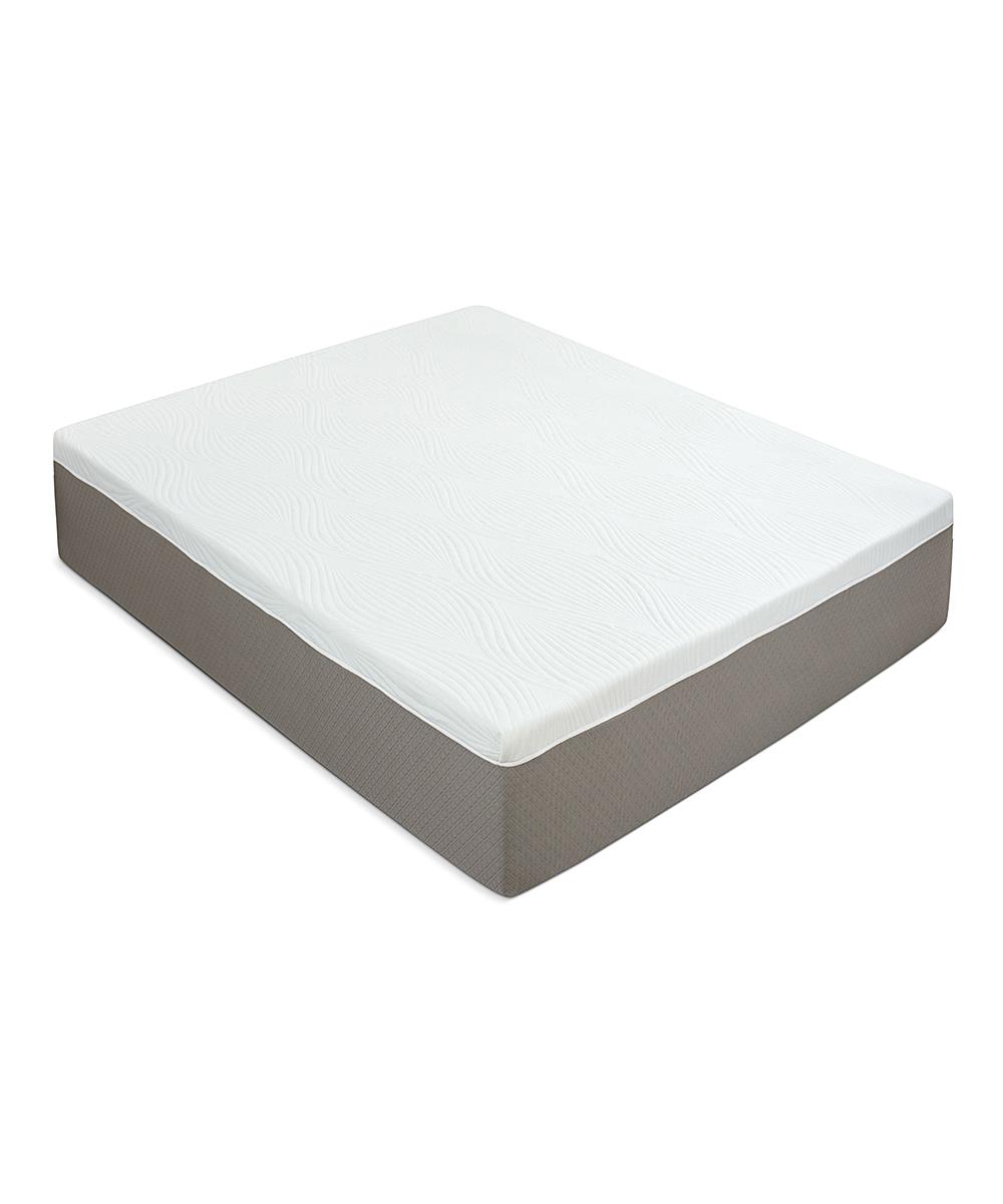 10 Gel Memory Foam Mattress