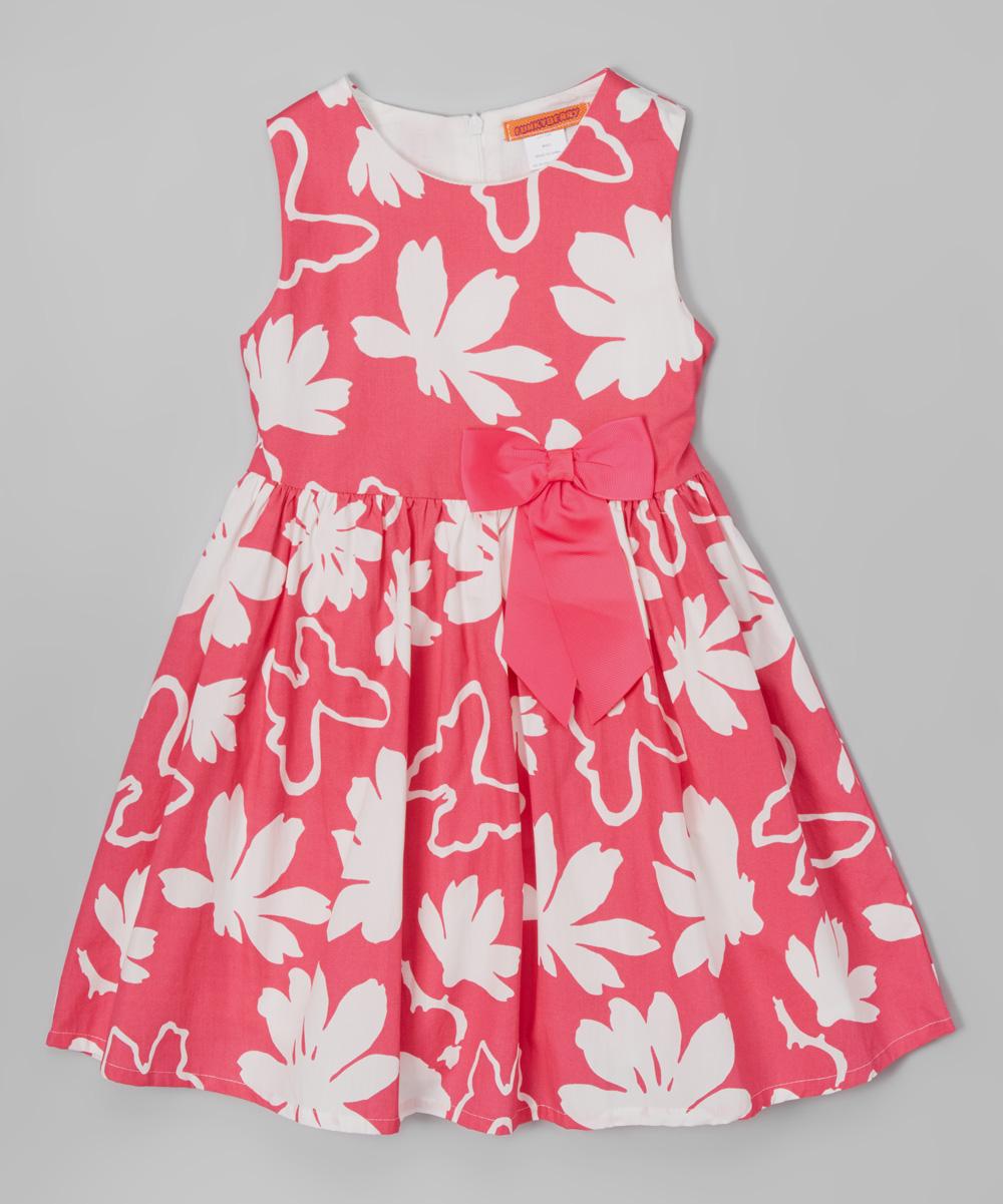 hot pink baby dress - photo #37