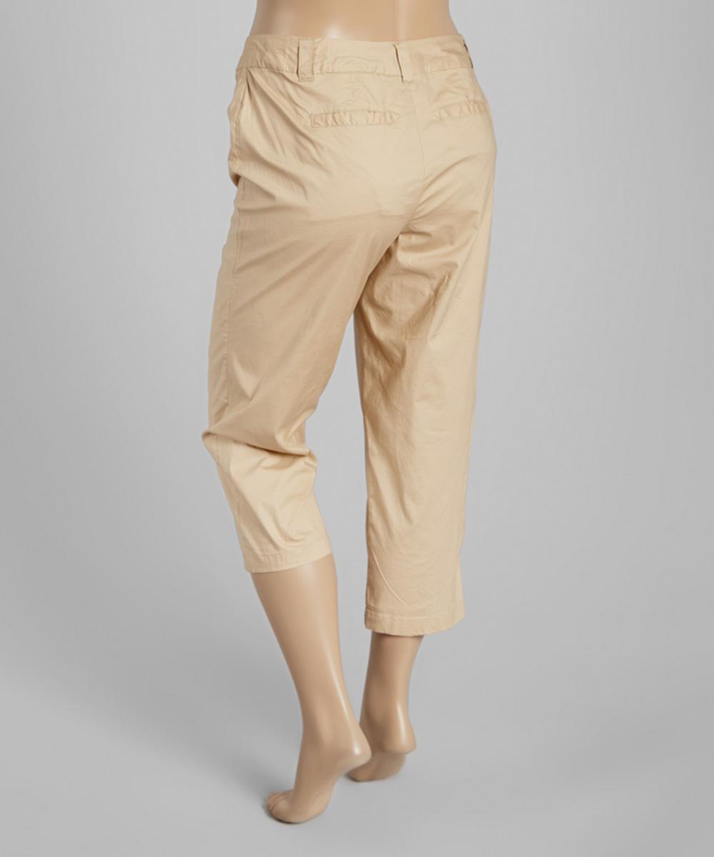 New Womens Hollister Pacific Merchants White Khaki Pants Size 3  EBay