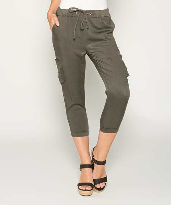 Beautiful  Olive Skinny Cargo Pants For 60 Or Less  Belle Pants And Cargo