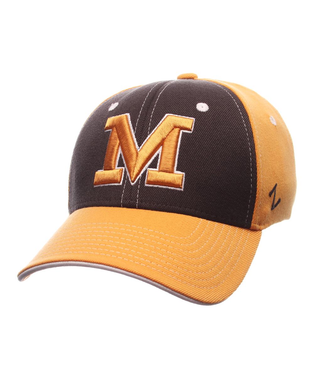 zephyr missouri tigers baseball cap zulily