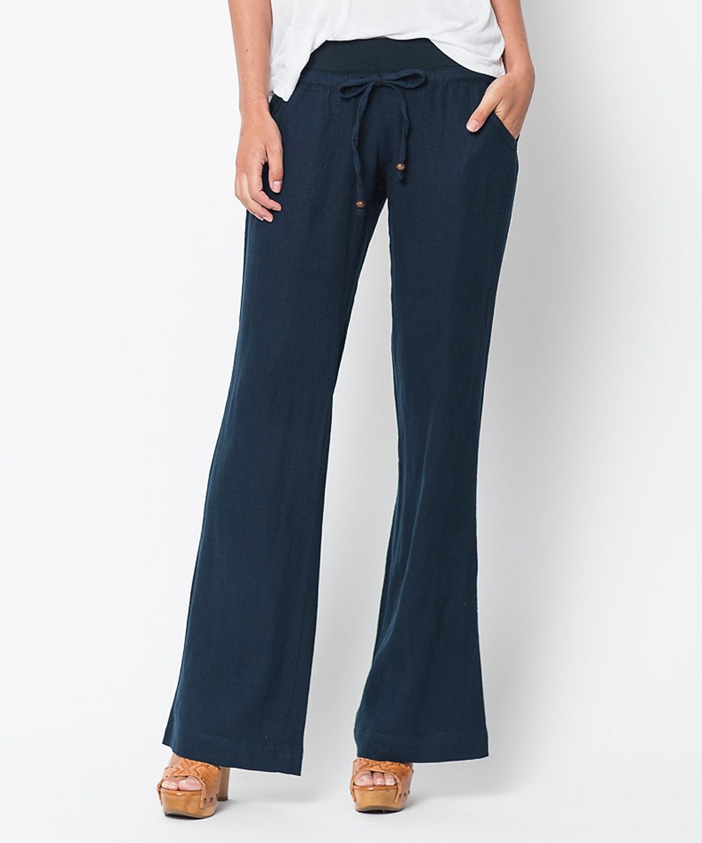 Innovative Pant Edv Pull On Pant Modern Navy  Sep  Women  Shop Your Navy