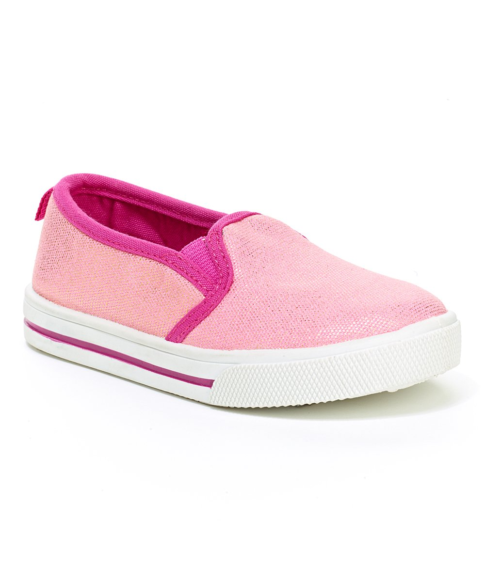 pink sydney slip on shoe