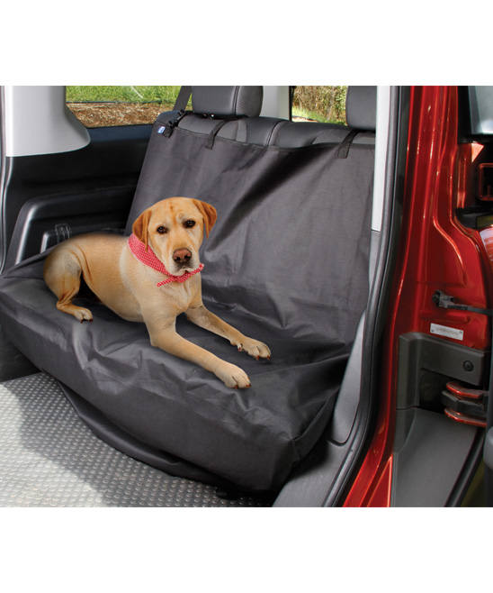 SmartWorks Auto Back Seat Cover