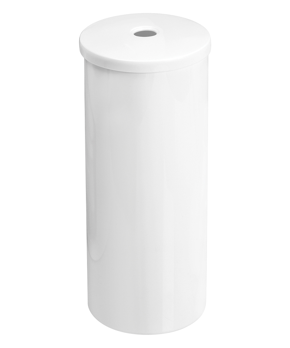 Una toilet paper roll canister zulily - Toilet roll canister ...